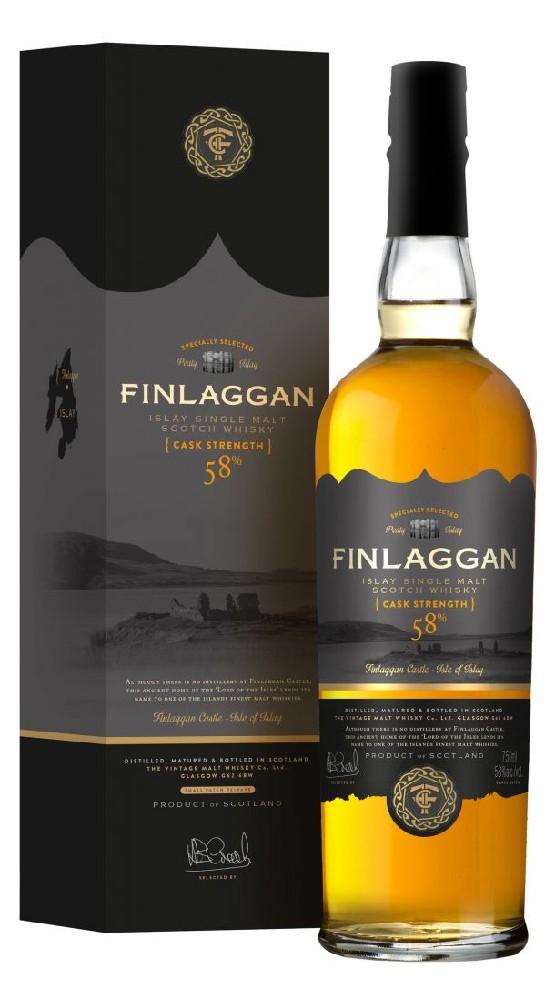 Finlaggan Cask Strength 0,7 l