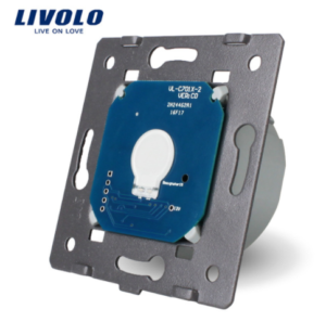 LIVOLO VL-C701SS-ND Vypínač radenie č.7