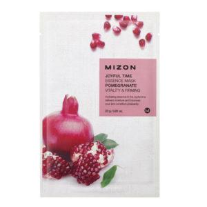 Joyful Time Essence Mask Pomegranate – plátýnková maska s energizujícím účinkem