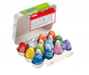 Tony's Chocolonely – Velikonoční vejce, 12 ks x 13 gramů