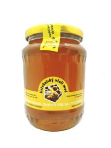 Jistebnický včelí med – květový lípový 950g