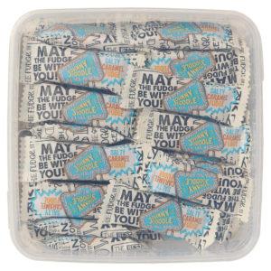 Johnny Doodle – karamelky box, mořská sůl, 1000 gramů