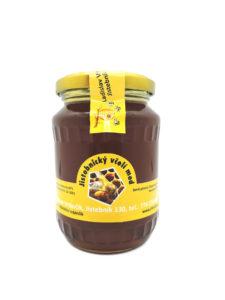 Jistebnický včelí med – květový pohankový 500g