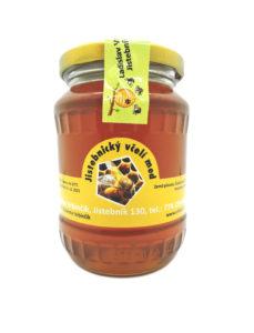Jistebnický včelí med – květový lípový 500g