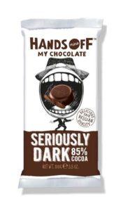 Hands off my chocolate – hořká čokoláda, 100 gramů
