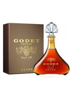 Godet Extra Hors d 'Age 45 YO 0,7 l
