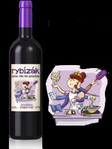 Super víno pro SUPERŽENU