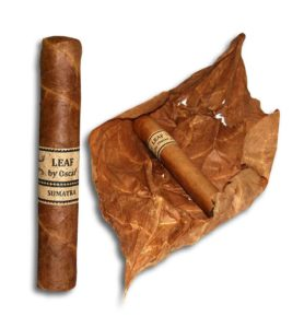 Leaf by Oscar Sumatra Robusto