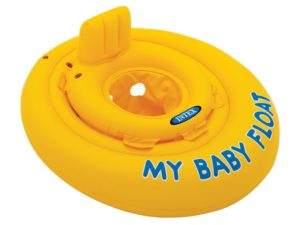 Intex sedátko do vody – baby