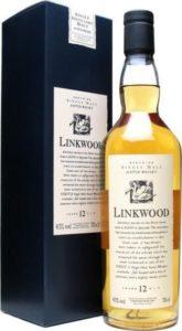 Linkwood 12 yo Flora and Fauna 0,7 l