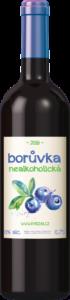 Nealko borůvka