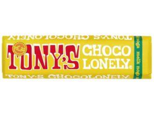 Tony's Chocolonely – mléčná čokoláda, turecký med, 47 gramů
