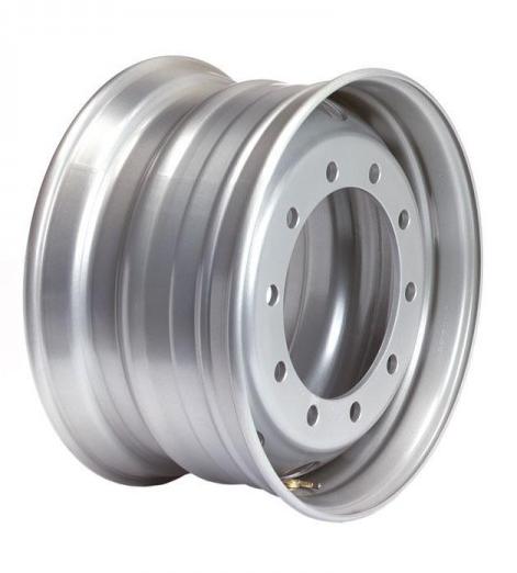 6.75×17.5 ILV 6/161/205 ET 0 BOKA Wheel