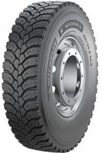 Michelin X WORKS HD D 315/80 R22.5 156/150 K M+S