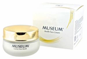 Bioliftingový krém na obličej z extra panenského olivového oleje Museum