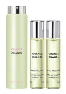 Chanel Chance Eau Fraiche toaletní voda dámská EDT