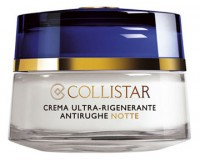 Collistar Ultra Regenerating Anti Wrinkle Night Cream (Crema Ultra-Rigenerante Antirughe Notte)