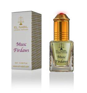 Orientální arabský parfém – Musc Firdaws – El Nabil 5ml