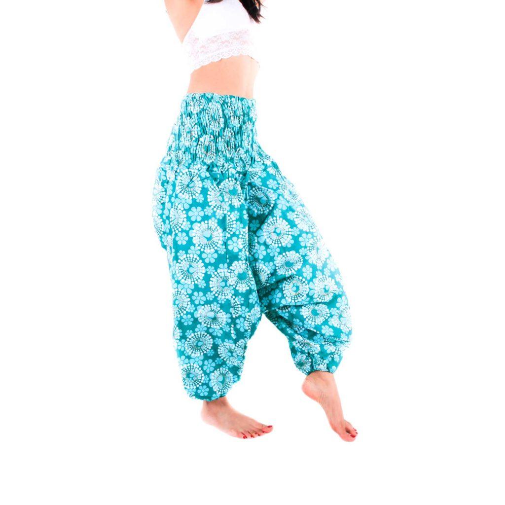 Turecké kalhoty – Aladinky – Leyla