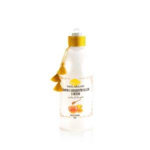 Šampon s arganovým olejem a medem 500ml – expirace 02/2019