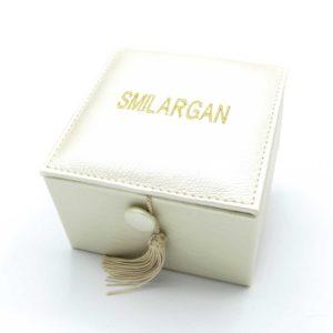 Krabička – šperkovnice Smilargan – béžová