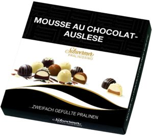 SCH Pralinissimo Mousse 160g