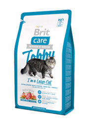 Brit Care Cat Tobby I´m a Large Cat 2 kg