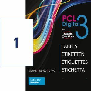 Samolepící PE etikety   PCL3-TE