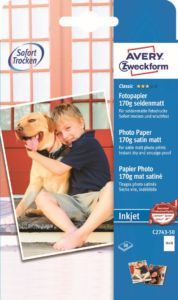 Inkjet fotopapír Classic   C2743-50