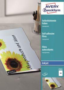 Samolepící fólie | Inkjet | 2501
