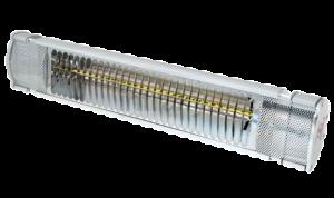 Smart Heater 1000W, stříbrný infrazářič