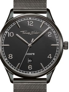 Thomas Sabo WA0342-202-203 Code-TS 40mm
