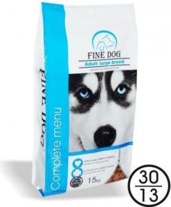 FINE DOG Adult large breed 15 kg