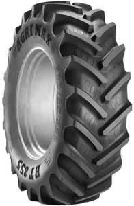 BKT Agrimax RT 855 340/85 R36 132 A8/132 B