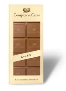 SUGAR FREE mléčná čokoláda 40%