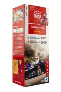 GNP Autokosmetika Waterless & Wax 3v1 Automotive