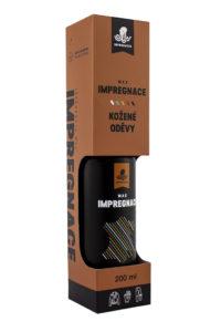 INPRODUCTS WAX Impregnace na Kožené oděvy 200 ml