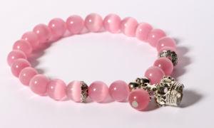 NÁDHERNÁ – růžový opál