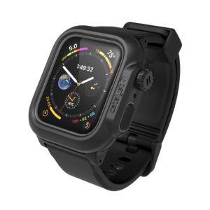 Voděodolné pouzdro / kryt pro 44mm Apple Watch SERIES 4 – Catalyst, Waterproof Black