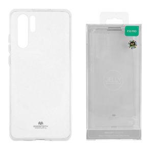Pouzdro / kryt pro Huawei P30 PRO – Mercury, Jelly Transparent