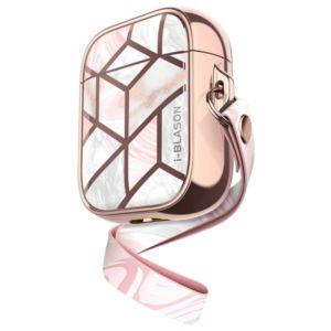 Pouzdro pro sluchátka AirPods – Supcase, Cosmo Marble