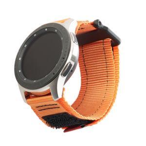 Řemínek pro Samsung Galaxy Watch 46mm – UAG, Active Strap Orange