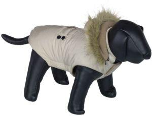 Nobby LIAM obleček pro psa s kožíškem béžová 23cm