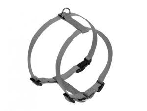 Nobby CLASSIC postroj nylon 30-50cm / 15mm šedá