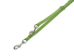 Nobby CLASSIC vodítko nylon 200cm / 20mm zelená