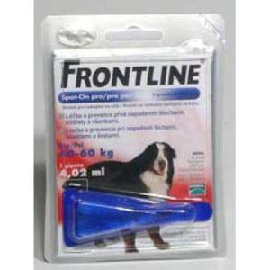 Frontline Spot-On Dog XL sol 1×4,02ml MONO – červený