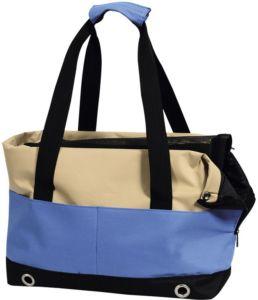 Nobby SALTA přepravní taška do 6kg modrá 40x22x28cm