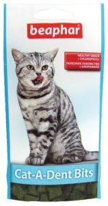 Beaphar pochoutka CAT-A-DENT BITS 35g