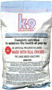 K-9 Selection Maintenance Large Breed 12kg
