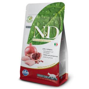 N&D Grain Free Cat Adult Chicken & Pomegranate